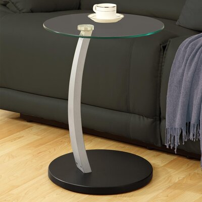 C Table Round End Amp Side Tables You Ll Love In 2019 Wayfair