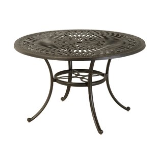 Merlyn Aluminum Dining Table