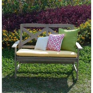 Englewood Wood Garden Bench