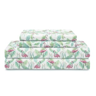 Sunset Park Paradise Percale Sheet Set
