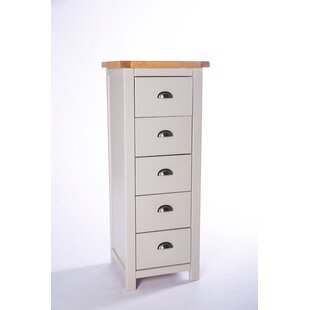 Ulises 5 Drawer Chest By House Of Hampton