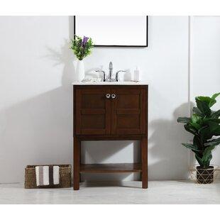 Buying Camellia 24.37 Single Bathroom Vanity Set ByCharlton Home