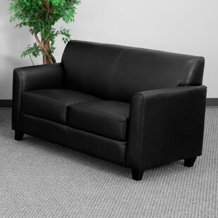 Black Leather Sofas You\'ll Love in 2019 | Wayfair