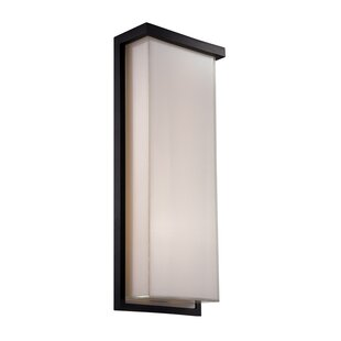 Affordable Ledge 2-Light LED Outdoor Flush Mount By Modern Forms