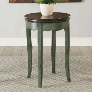 Wattson End Table by Ophelia & Co.