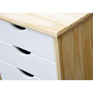 Perras 6 Drawer Filing Cabinet By 17 Stories