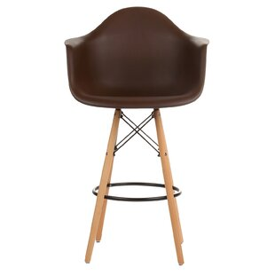 Shop for Baity 26.5 Bar Stool by George Oliver Reviews (2019) & Buyer's Guide