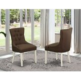 Spinney Upholstered Dining Chair (Set of 2) by Charlton Home®