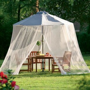 Charmant Mosquito Net 8.5u0027 Market Umbrella
