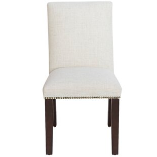 Felisa Parsons Chair in Linen Talc by Willa Arlo Interiors