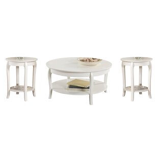 Birch Lane™ Alberts 3 Piece Coffee Table Set