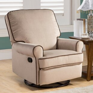 Darby Home Co Roquemore Swivel Reclining Glider