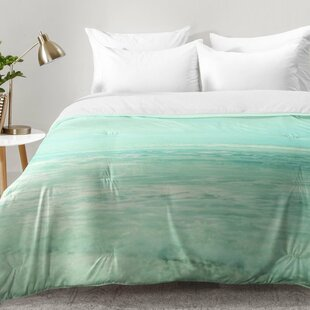Lisa Argyropoulos Where Ocean Meets Sky Comforter Set by East Urban Home