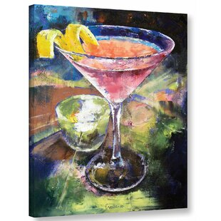 Martini Canvas Wayfair