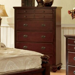Espana 8 Drawer Chest