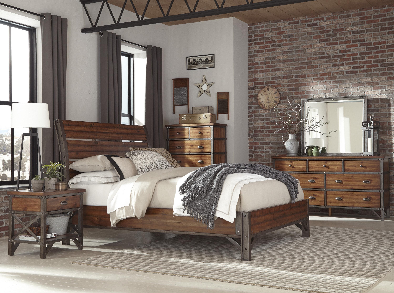 Astounding Haverhill California King Platform Configurable Bedroom Set Download Free Architecture Designs Lukepmadebymaigaardcom