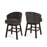 26.5'' Counter Stool (Set of 2) by Red Barrel Studio®