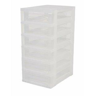 6 Drawer Filing Cabinet By IRIS
