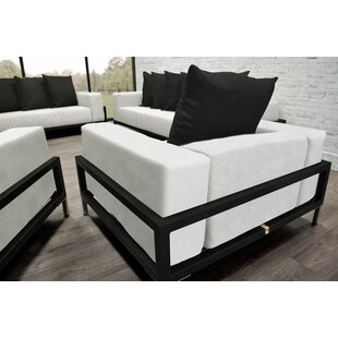 Tilly 4 Piece Sofa Set With Cushions by Orren Ellis Amazing