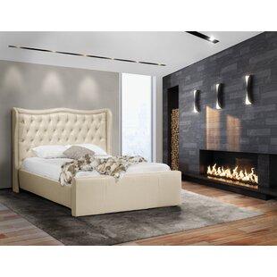 Roselle Upholstered Platform Bed