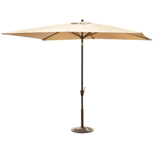 Adriatic 10' X 6.5' Rectangular Market Umbrella