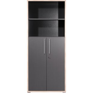 Duo Lockable 2 Door Storage Cabinet