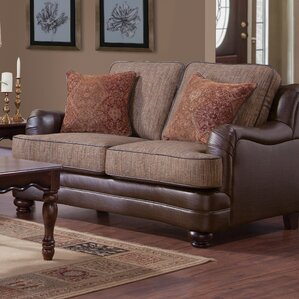 Serta Upholstery Pierpont Loveseat by Astoria Grand