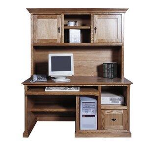 Loon Peak Lafrance Knob Computer Desk