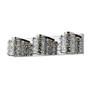 Mercer41 Kimberlee 3-Light LED Vanity Light