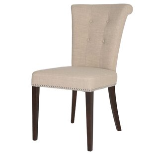 Bargain Erondelle Upholstered Side Chair (Set of 2) by One Allium Way Reviews (2019) & Buyer's Guide
