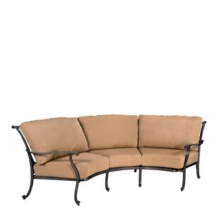 New Orleans Crescent Patio Sofa