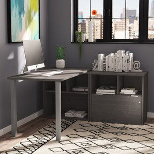 Prattsburgh L-Shape Desk
