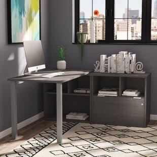 Prattsburgh L-Shape Desk