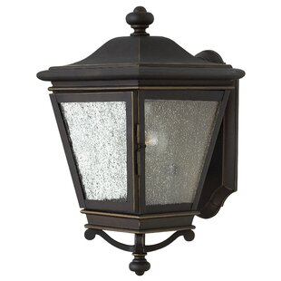 Charlton Home Pullins Outdoor Sconce