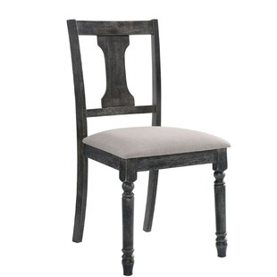 Stalham Upholstered Dining Chair (Set of 2) Gracie Oaks
