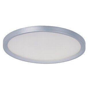 Orren Ellis Cybele 1-Light Flush Mount