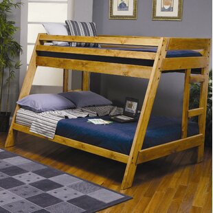 San Anselmo Twin over Full Bunk Bed by Wildon Home�