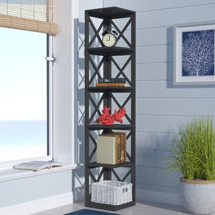 Stoneford Corner Bookcase by Beachcrest Home