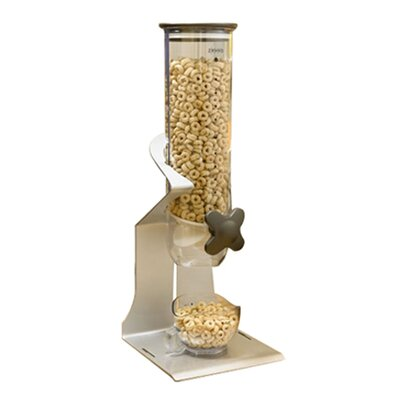 Zevro Single Countertop Dry Food Cereal Dispenser