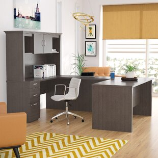 Pratyush Reversible U-Shape Executive Desk