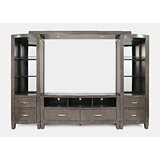 Metzler Entertainment Center for TVs up to 70 by Red Barrel Studio®