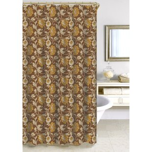 Gina's Garden Single Shower Curtain by Homewear Linens Design