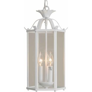 Volume Lighting Roth 3-Light Foyer Pendant