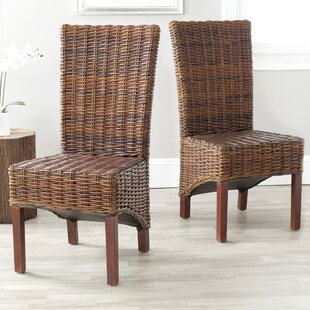 Osias Side Chair (Set of 2) Bay Isle Home
