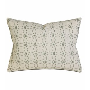The Pillow Collection Geneen Floral Bedding Sham Wisteria European//26 x 26