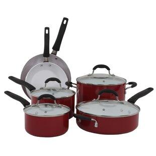 Prime 10-Piece Non-Stick Cookware Set