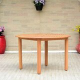 Cyr Eucalyptus Dining Table