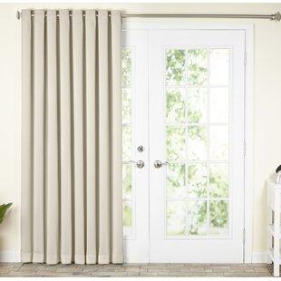 Blackout Patio Door Curtains Wayfair