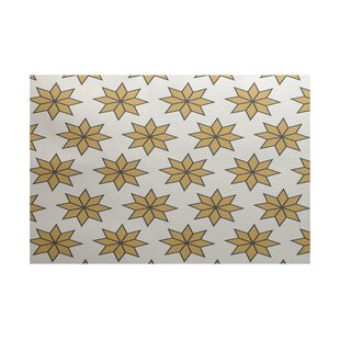 Christmass Beige Indoor/Outdoor Area Rug