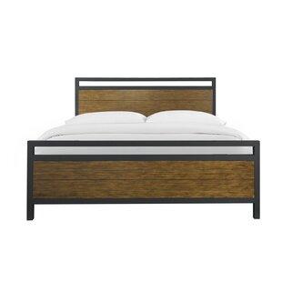 Langston Panel Bed